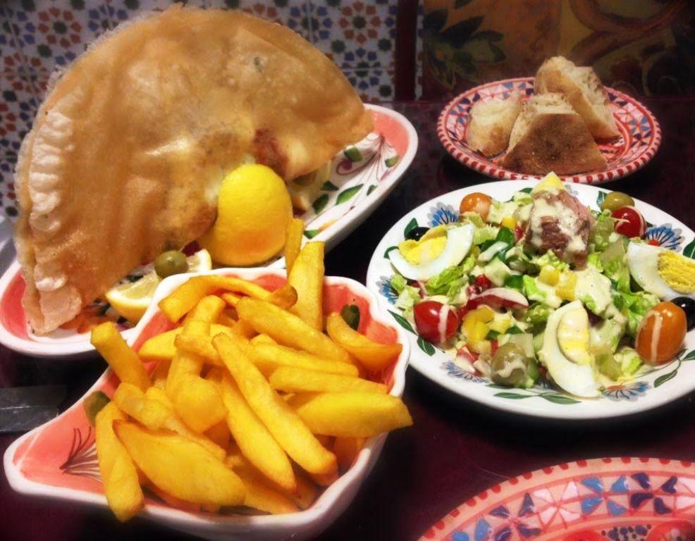 Le soleil de tunis restaurant à douai