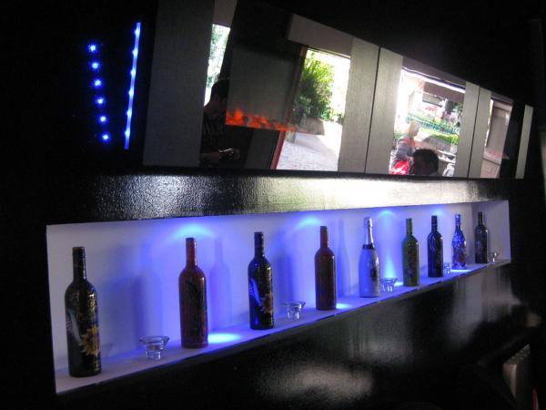 Deco Bar Lounge. The Thom Bar Is A Stylish Soho Lounge At The ...
