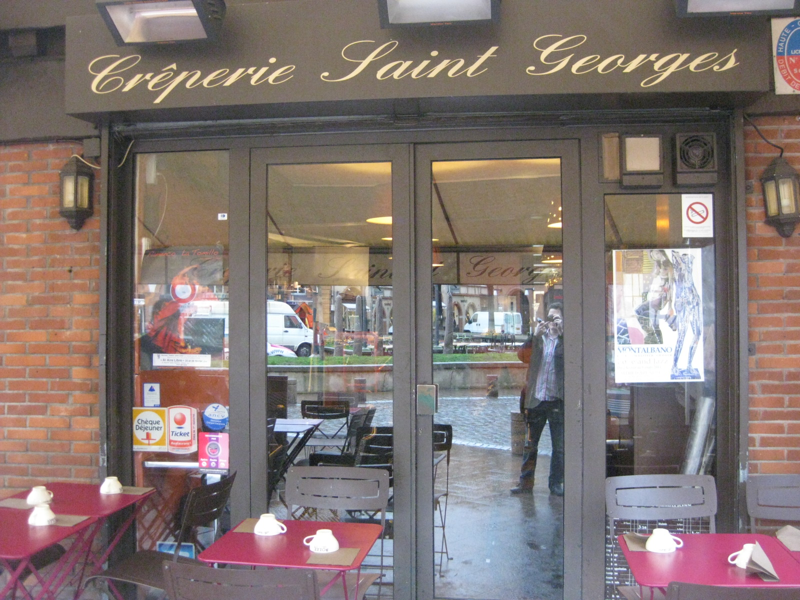 Vente Restaurant Place Saint Georges Toulouse