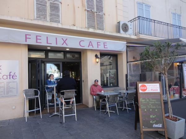 Le felix caf bar antibes for Le jardin antibes restaurant