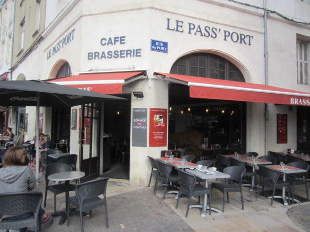 Le pass port restaurant la rochelle - Restaurant port la rochelle ...