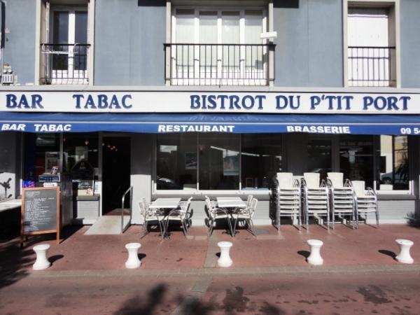 Le Bistrot Du P 39 Tit Port Restaurant Le Havre