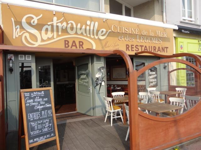 Restaurant Face Mer Cherbourg