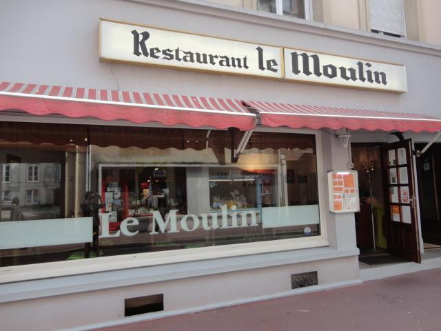 le moulin restaurant cherbourg. Black Bedroom Furniture Sets. Home Design Ideas