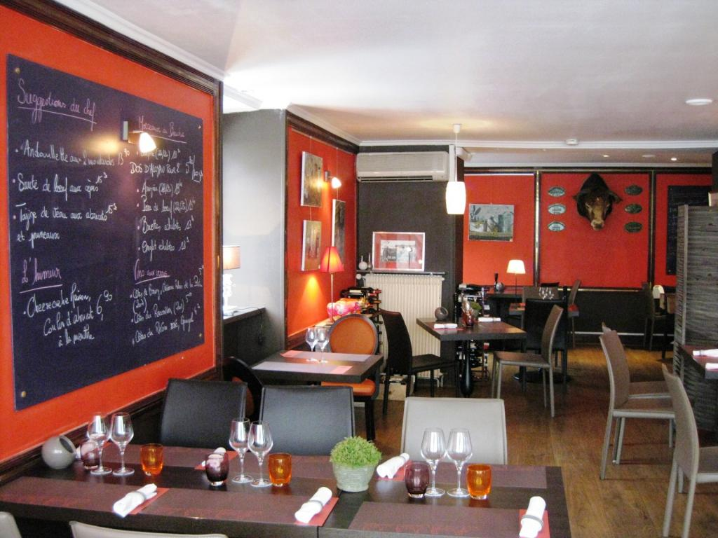 Restaurant Rue Chenieux Limoges