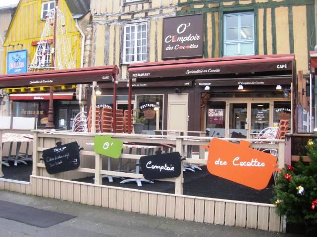 O Comptoir Des Cocottes Restaurant à Le Mans