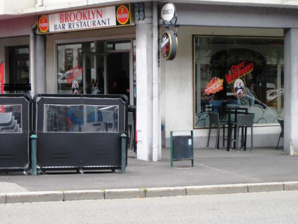 Brooklyn bar haguenau for Restaurant haguenau