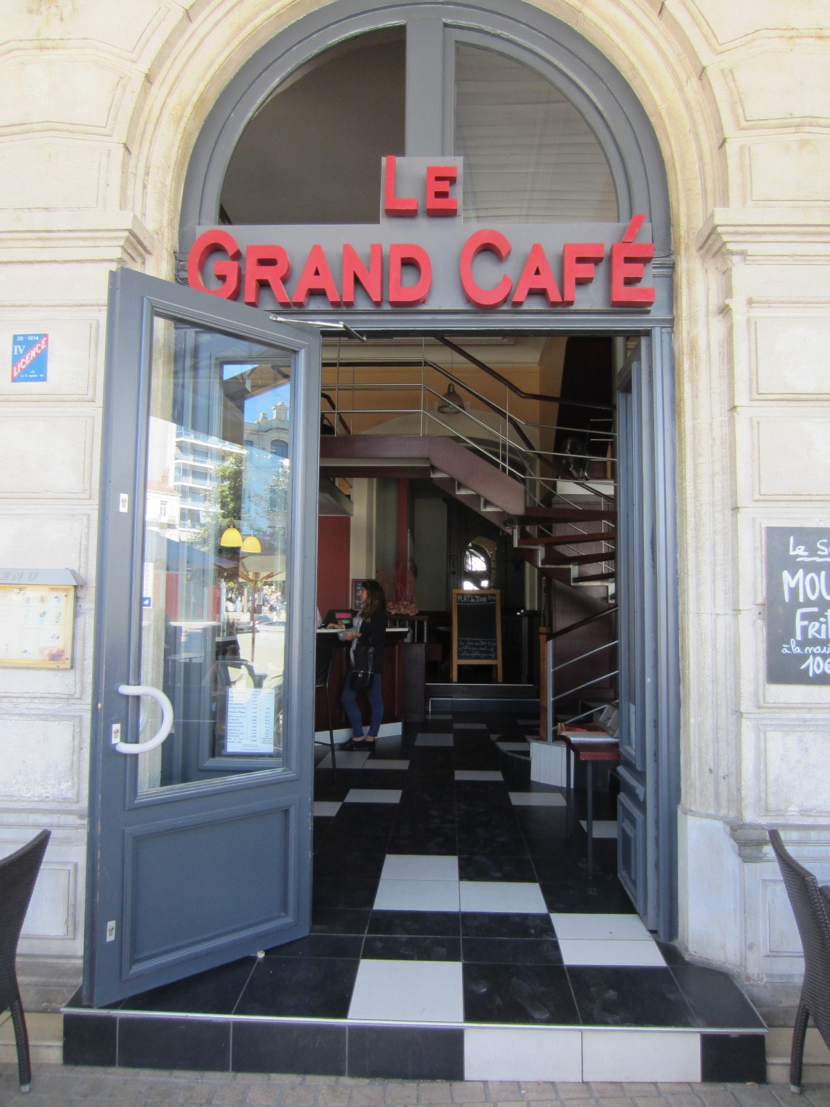 le grand cafe restaurant 224 valence