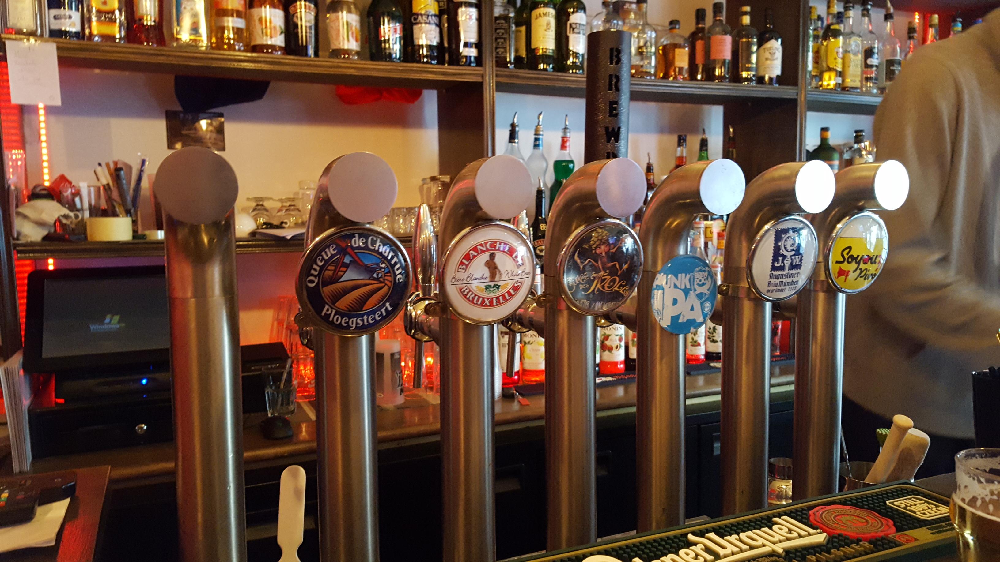 Soyouz Bar 224 Paris