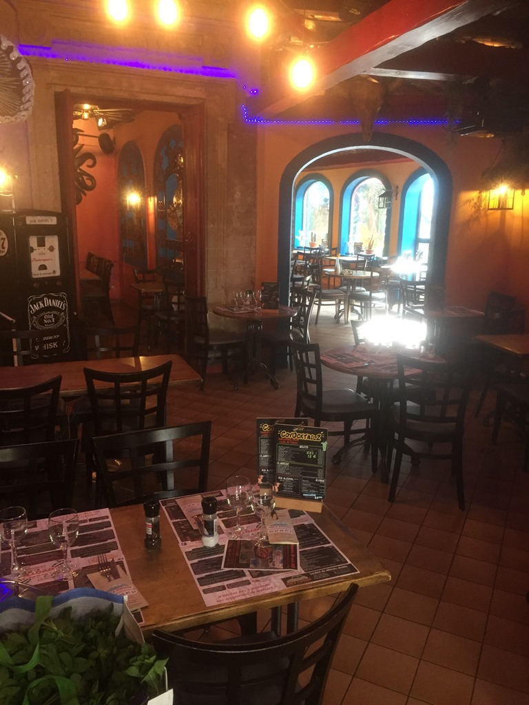 coyote cafe restaurant valenciennes. Black Bedroom Furniture Sets. Home Design Ideas