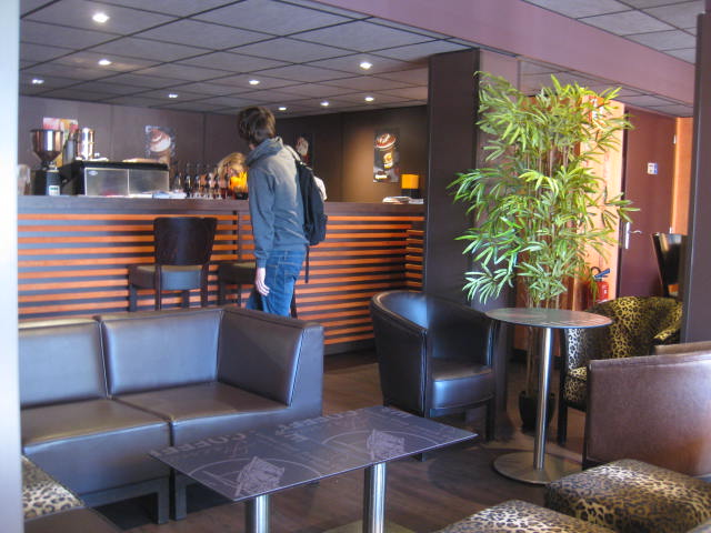 French Coffee Shop Bar Le Havre